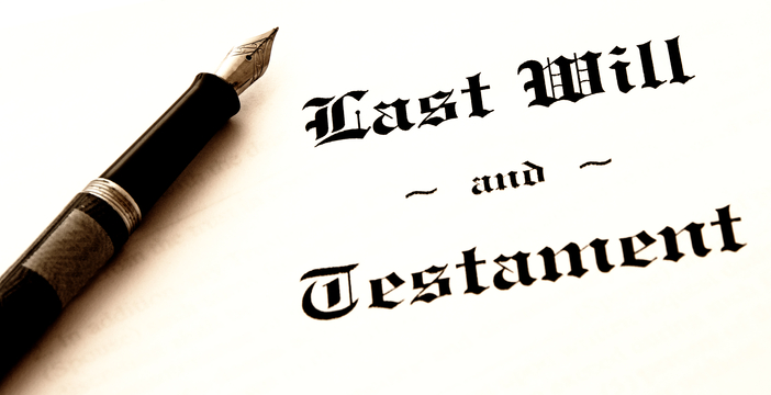 A Will is an estate planning document
